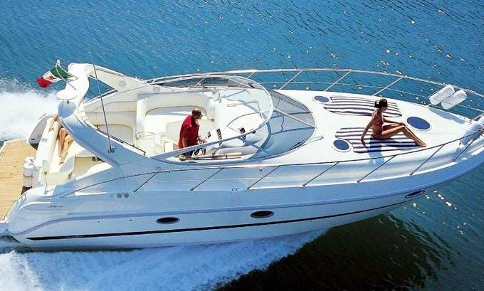 Charter Cranki' Motor Yacht in Ireland