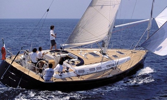 Sailing Charter Grand Soleil 50 For 10 Person In Stockholms, Sweden