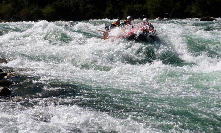 New Zealand Wild Rivers Rafting in Inangahua
