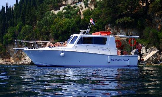 Passenger Boat Rental In Κασσιόπη