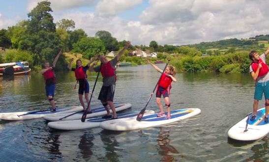 Hire Stand Up Paddleboard In Saltford