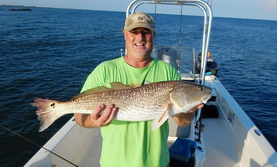 Fishing Charter In Venice, Louisiana With Captain Brian