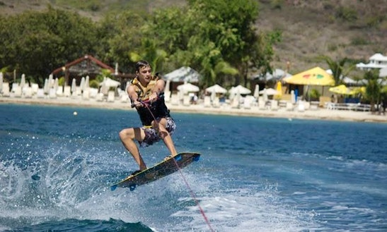 Wakeboarding Lessons In St. Kitts And Nevis