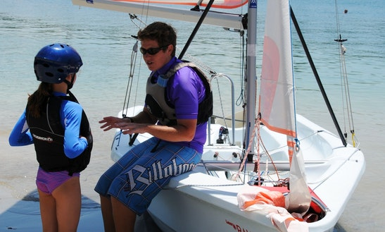 Family & Intermediate Sailing In Kilifi