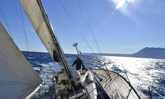 Sailing Yacht Selene Ii Hire In Dénia