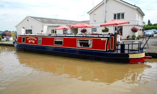 Narrow Boat Hire, Lady Sophia 4 Berth