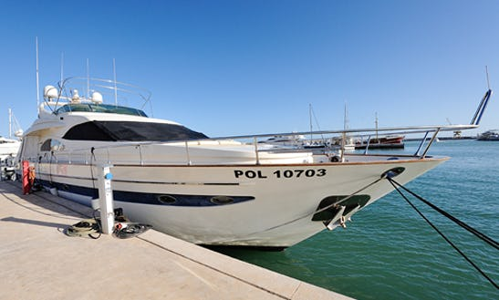 Luxury Yacht Astondoa Hire In Dénia