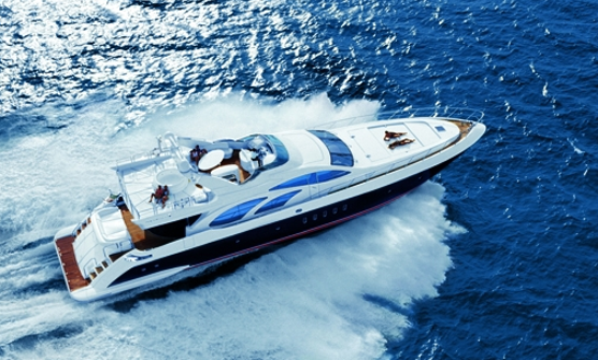 Luxury Mega Yacht Azimut 98 Leonardo Hire In Dénia