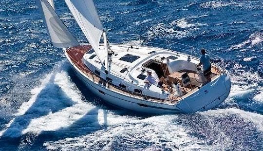 Perfect Sailing Adventure In Barcelona, Spain On A Bavaria Cruiser Yacht
