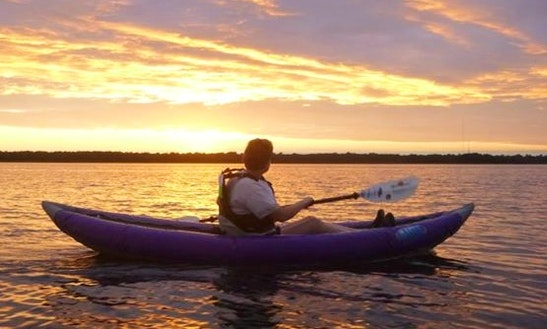 Rent Single Kayak In Carolina Beach