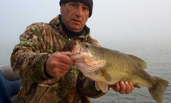 Predator Fishing Boat Rental In Talarrubias