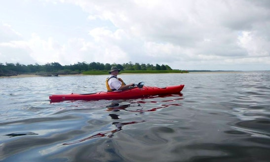 Kayak Tours In Carolina Beach