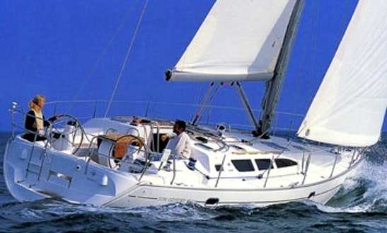 Sailing Yacht Sun Odyssey 40.3 Hire In Mahón