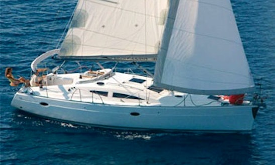 Sailing Yacht Elan 384 Hire In Mahón