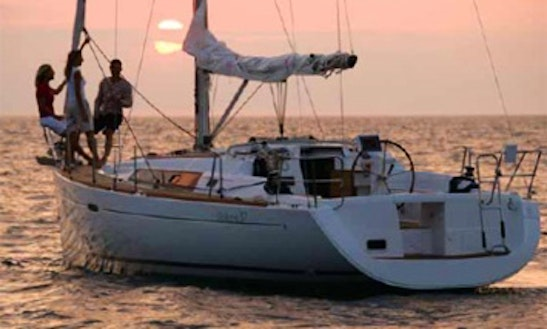 Sailing Yacht Oceanis 37 Hire In Mahón