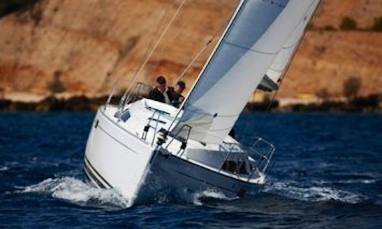 Sailing Yacht Hanse 350 Hire In Mahón