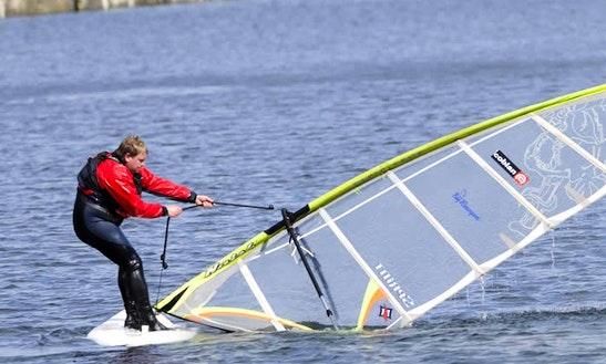 Oxwich Watersports Windsurfing In Swansea
