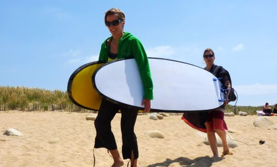 Stand Up Paddleboard Rental In France