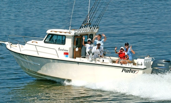 Outer Banks Fishing Charter With Captain Williams On 25ft
