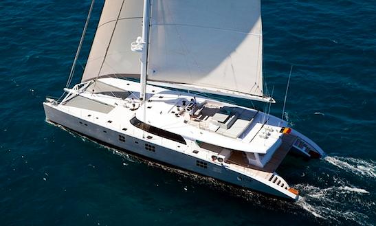 Cruising Catamaran Che Charter In Mediterranean
