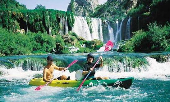 Kayak Discovery In Zagreb