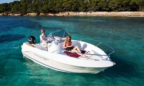 Bowrider Rental In Palma De Mallorca