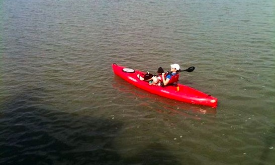 Kayak Rental In West Holden Beach