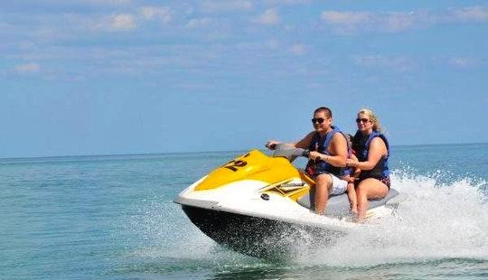 10' Wave Runner In Freeport, Bahamas