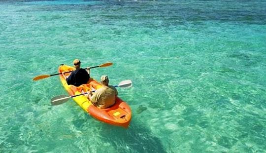 Kayaking In Freeport