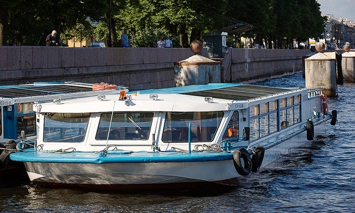 Cruise Russia on Luxury  Ship Festival