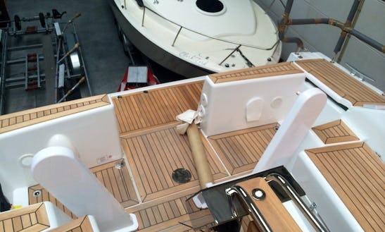 2014 Hanse Cruising Monohull Rental In Kamperland, Netherlands