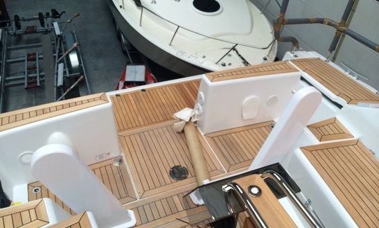 2014 Hanse Cruising Monohull Rental In Kamperland, Netherlands