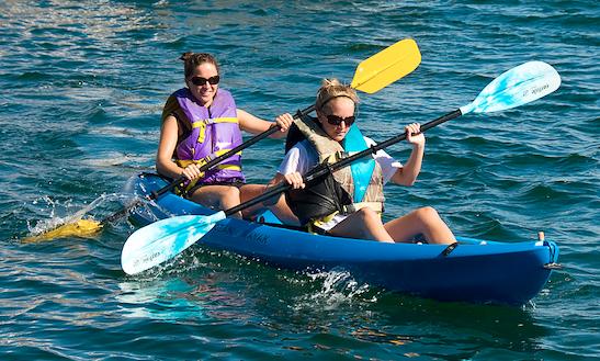 Single Or Tandem Kayak Rental In Santa Rosa Beach