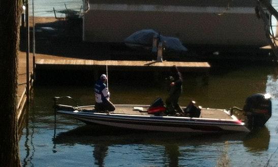 Fish Lake Guntersville Guide Service In Scottsboro