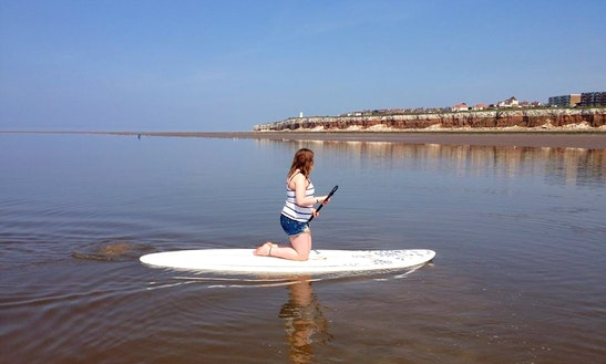 Stand Up Paddle Boards Hire In Hunstanton
