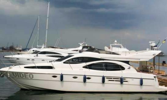 Motor Yacht 'video' Rental In Odesa
