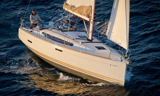Jenneau Sun Odyssey 379 In Port Stephens