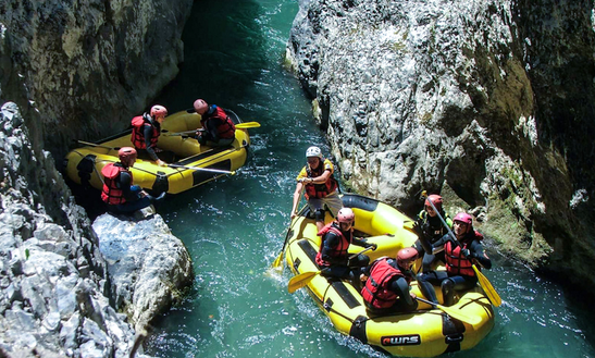Rafting Excursion In Sciacca, Sicily