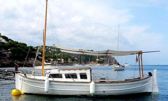 Menorquin Capeador 36' In Port D'andratx