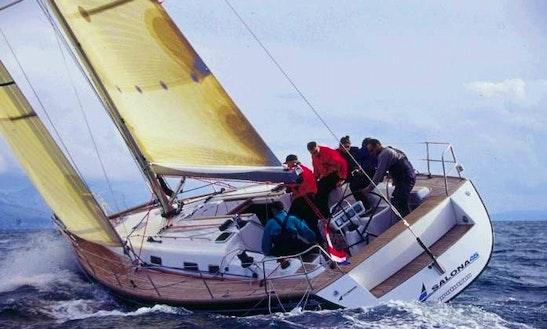 Cruising Monohull 'blanca' Charter In Odesa