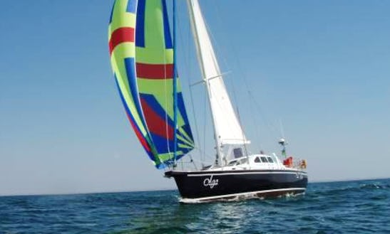 'olga' Charter Cruising Monohull In Odesa