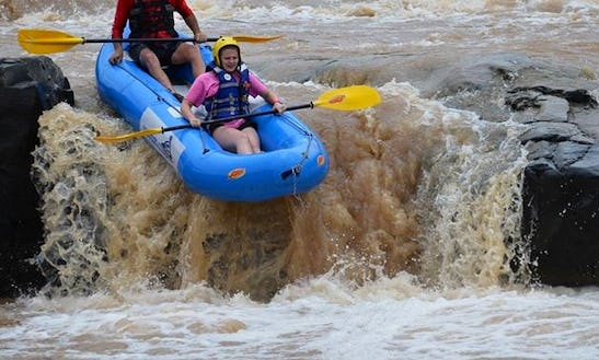 River Rafting Adventures In South Africa