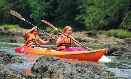 Kayak Adventure In Siburan