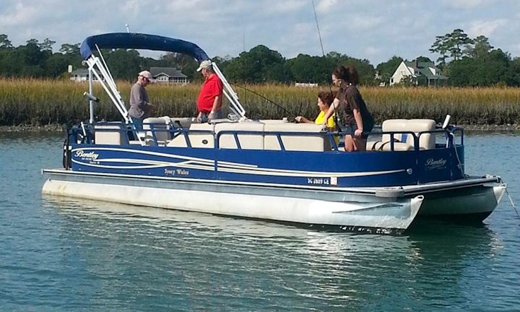 Myrtle beach fishing charter in murrells inlet getmyboat for Murrells inlet fishing