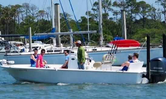 24' Sportsman Bay Boat In John's Island