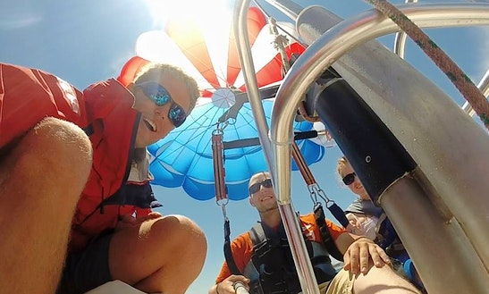 Parasailing In Ocean City