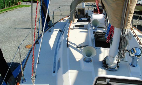 38' Sabre Yacht Charter  In Port Canaveral