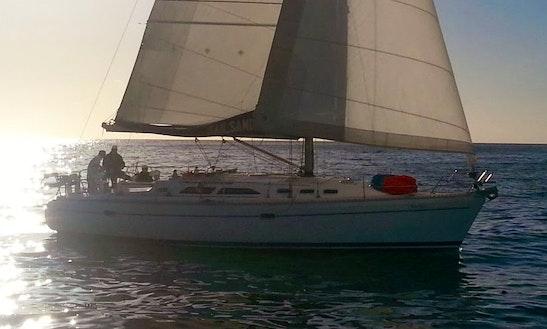 Enjoy 40' Zen Yatta Day Sail Trips In San Diego