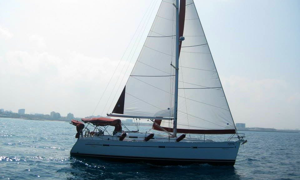 Glamour Luxury Yacht Rental in Herzliya, Israel