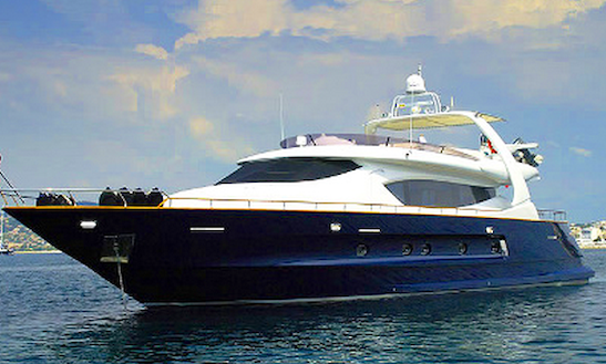 French Charter Motor Yacht